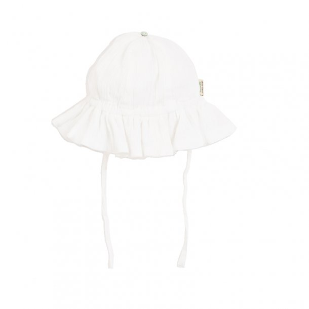 Offwhite crepe solhat